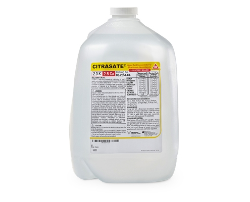 Citrasate® Liquid Acid Concentrate
