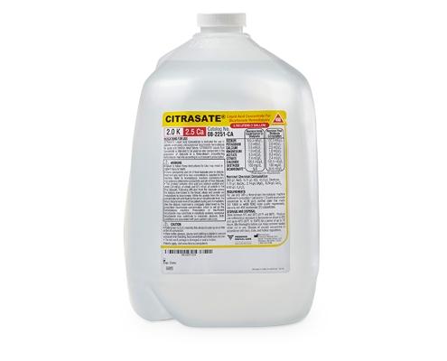 Citrasate®Liquid Acid Concentrate