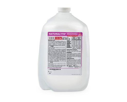 NaturaLyte®Liquid Acid Concentrate