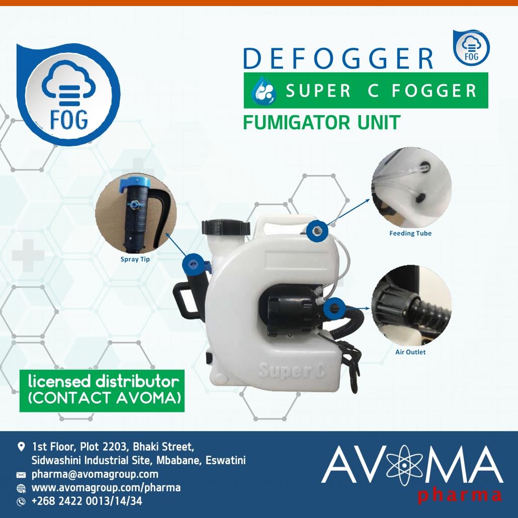 SUPER C FOGGER | AVOMA PHARMA